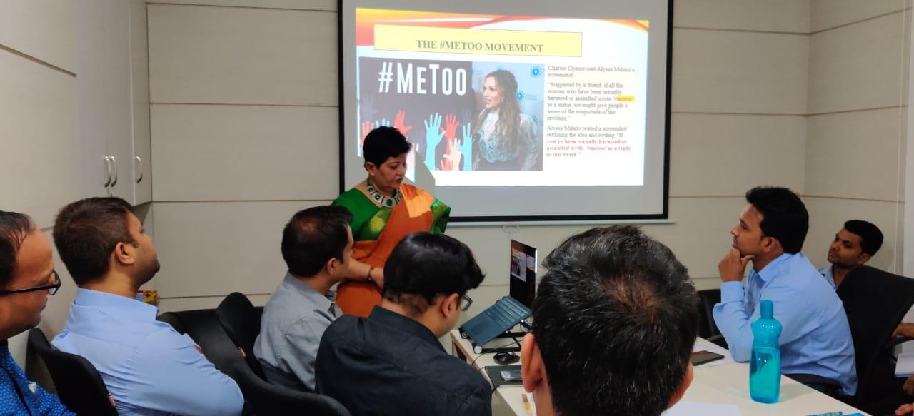 Daikin- Employee Awareness Session