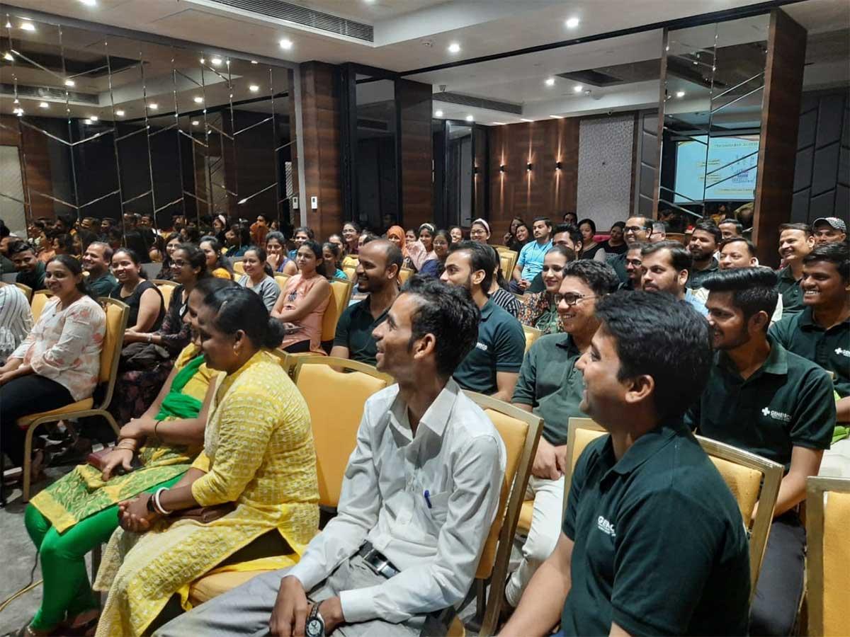 Generico- Employee awareness session