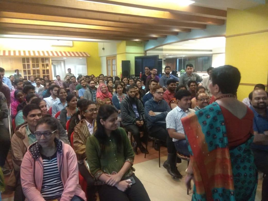 Vistaar Technologies- Employee Awareness Session